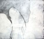 InEnvitable 6 | Completed: 9.25.11 | charcoal & gesso on paper | 47″ x 52″ | formerly InEvitable 2